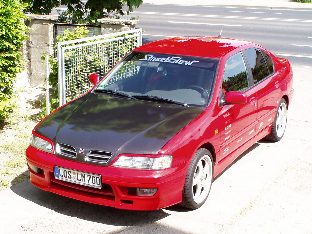 nissan primera p11 gt von bullet1984 tuning community. Black Bedroom Furniture Sets. Home Design Ideas