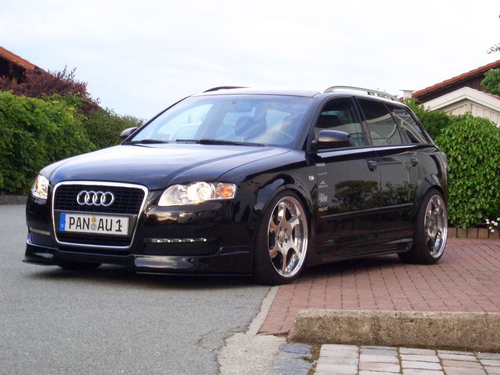 audi a4 8e b6 avant 1 9 tdi von inviolable tuning. Black Bedroom Furniture Sets. Home Design Ideas