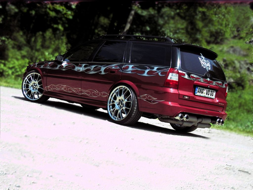 opel vectra b caravan 2 6 v6 von volvic tuning community. Black Bedroom Furniture Sets. Home Design Ideas