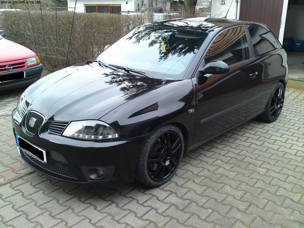seat ibiza 6l cupra von urmel tuning community. Black Bedroom Furniture Sets. Home Design Ideas