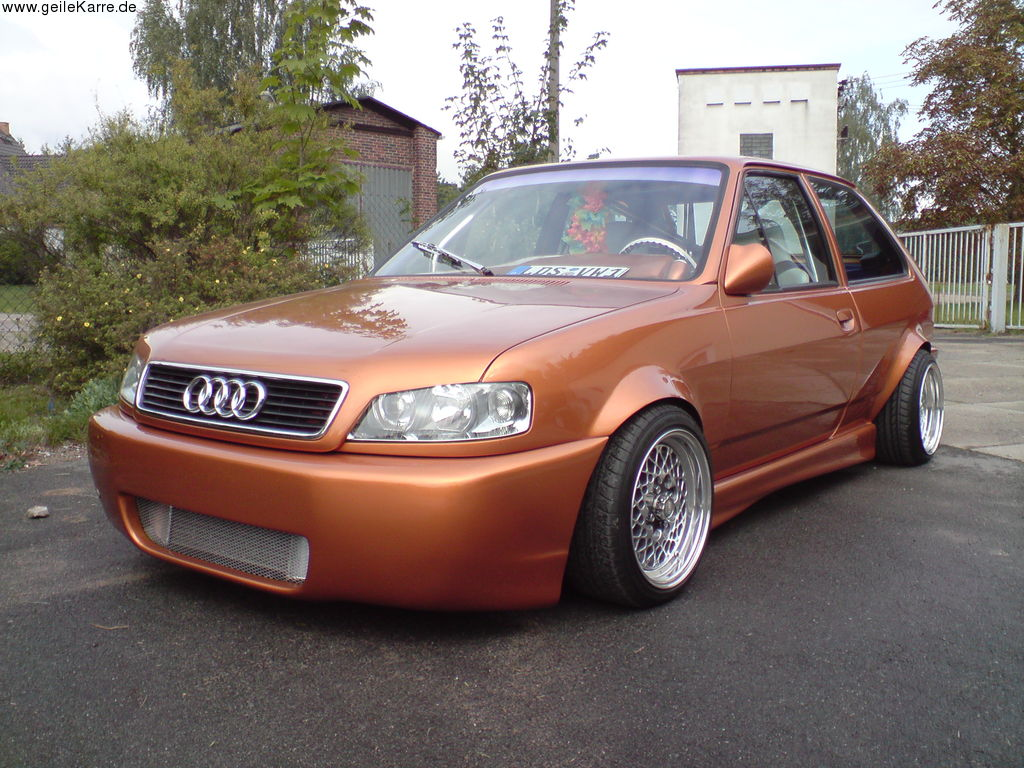 VW Polo 3/86c von Tiefenrausch16S - Tuning Community