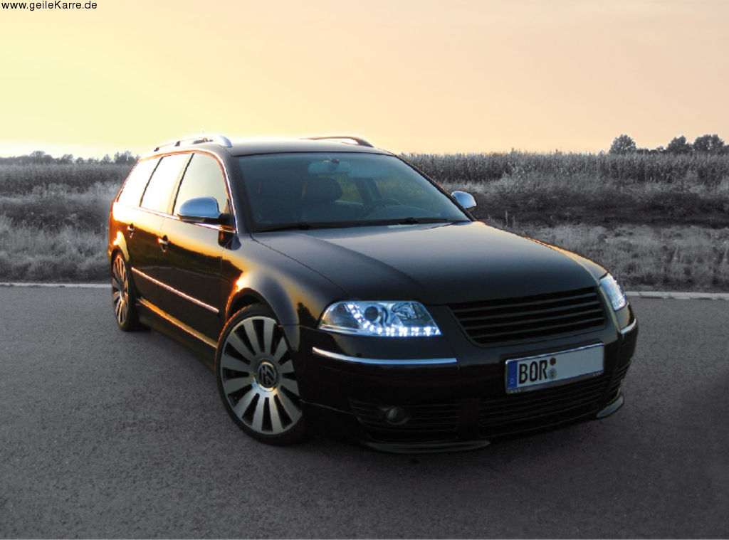 vw passat 3bg highline von multimediamatze tuning. Black Bedroom Furniture Sets. Home Design Ideas