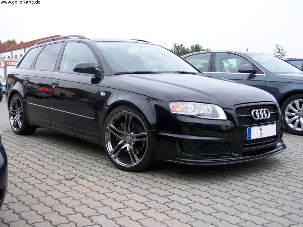 Audi a4 avant on ebay 12