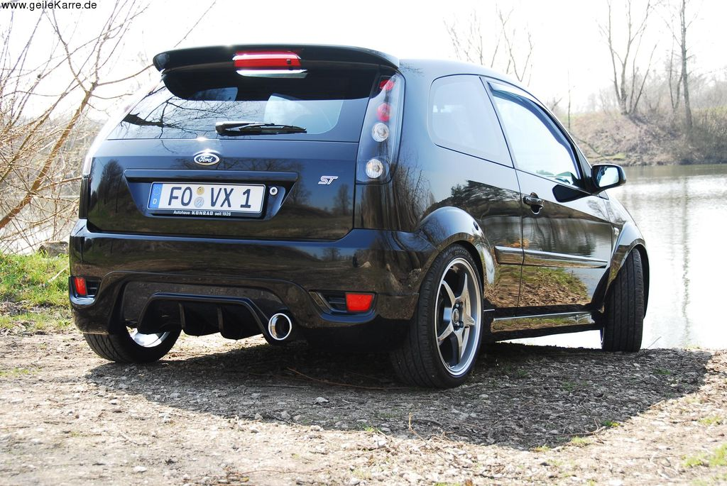 ford fiesta st wolf tuning. Black Bedroom Furniture Sets. Home Design Ideas