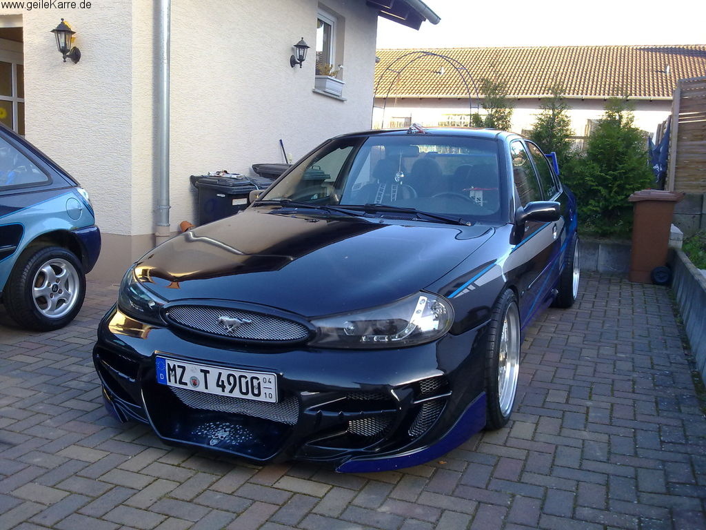 ford mondeo st200 von real st power tuning community. Black Bedroom Furniture Sets. Home Design Ideas