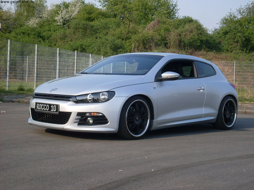 vw scirocco r line von rocco tuning community. Black Bedroom Furniture Sets. Home Design Ideas