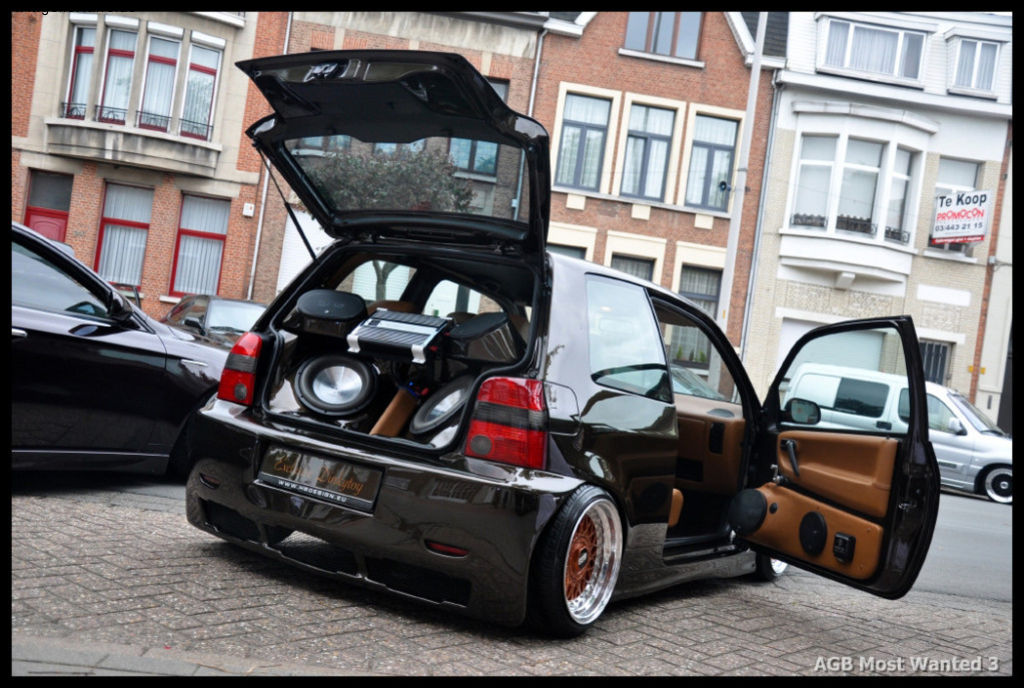 seat arosa von bozegolf tuning community. Black Bedroom Furniture Sets. Home Design Ideas