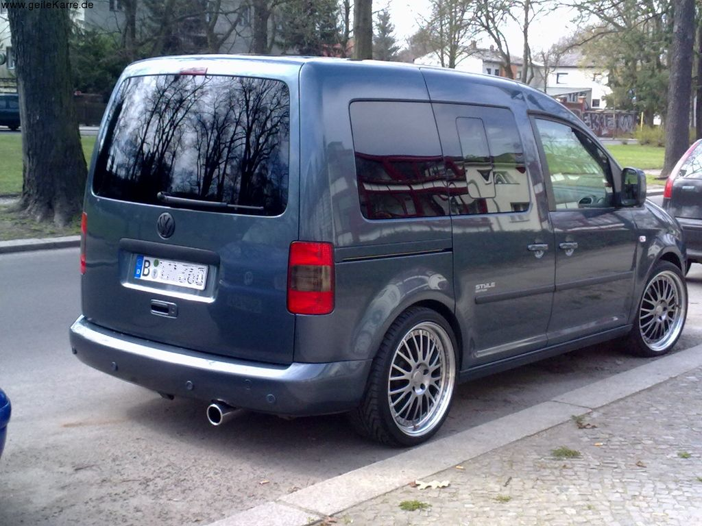 vw caddy life 2k von caddy totte tuning community. Black Bedroom Furniture Sets. Home Design Ideas