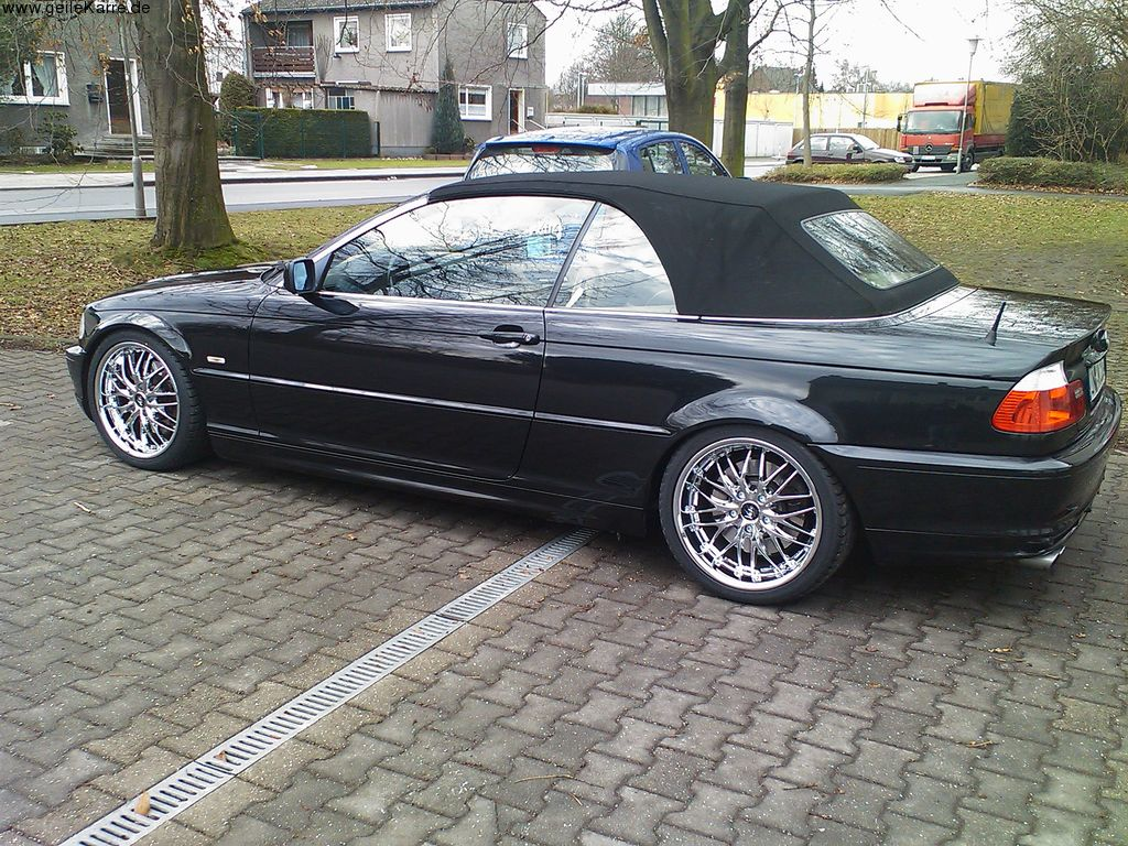 bmw e46 330ci cabrio von bmwsyndikat1804 tuning. Black Bedroom Furniture Sets. Home Design Ideas
