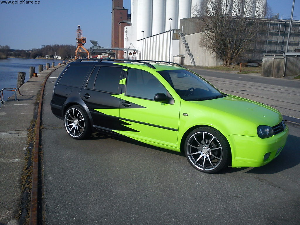 vw golf 4 variant von greeng4 tuning community. Black Bedroom Furniture Sets. Home Design Ideas