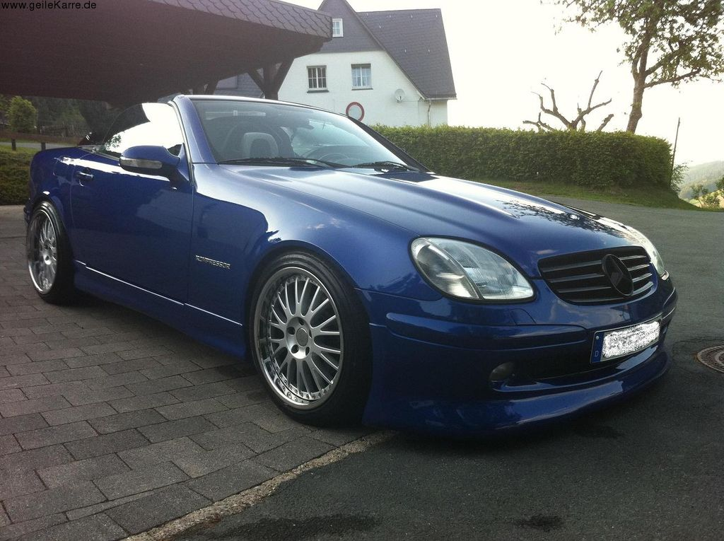mercedes slk 230 r170 tuning. Black Bedroom Furniture Sets. Home Design Ideas