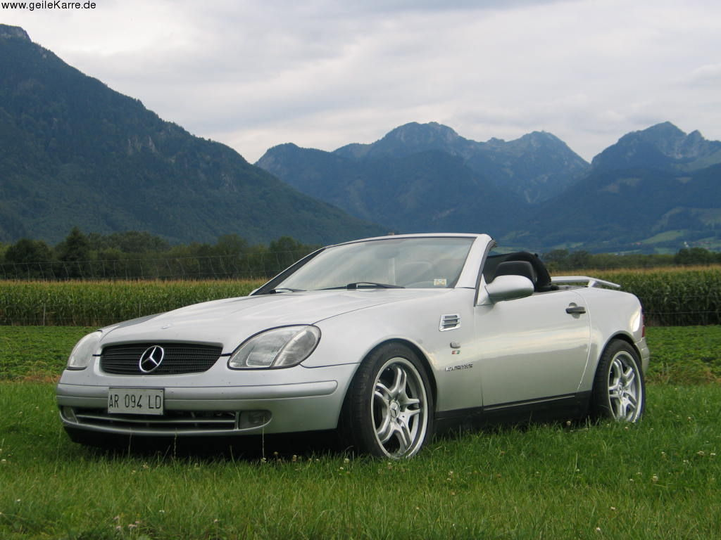 mercedes slk r170 von slk lino tuning community. Black Bedroom Furniture Sets. Home Design Ideas