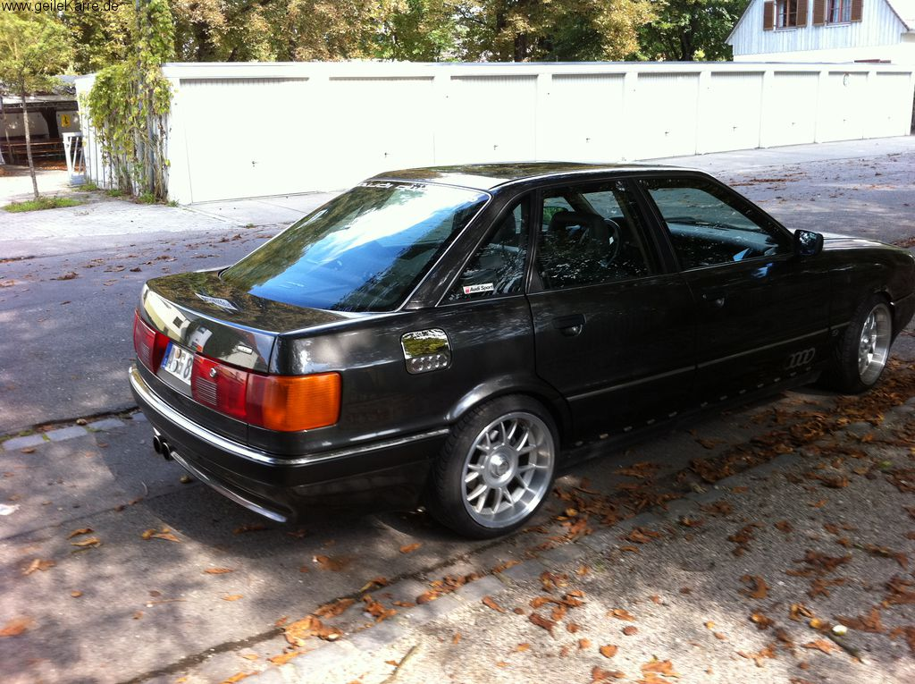 1989 Audi 90 quattro 20v related infomation,specifications - WeiLi Automotive Network