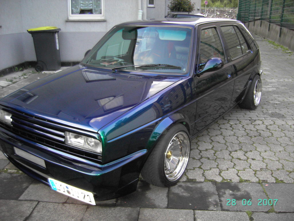 vw golf 2 g60 von mirko g60 tuning community. Black Bedroom Furniture Sets. Home Design Ideas