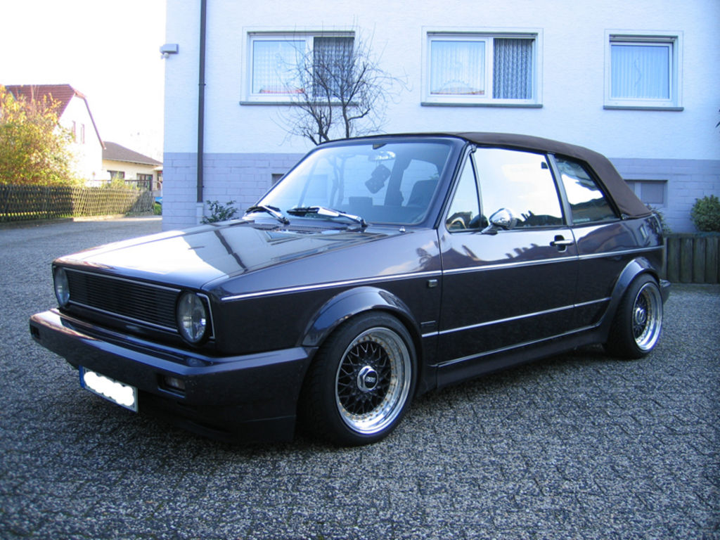 vw golf 1 cabrio 155 von kane tuning community. Black Bedroom Furniture Sets. Home Design Ideas