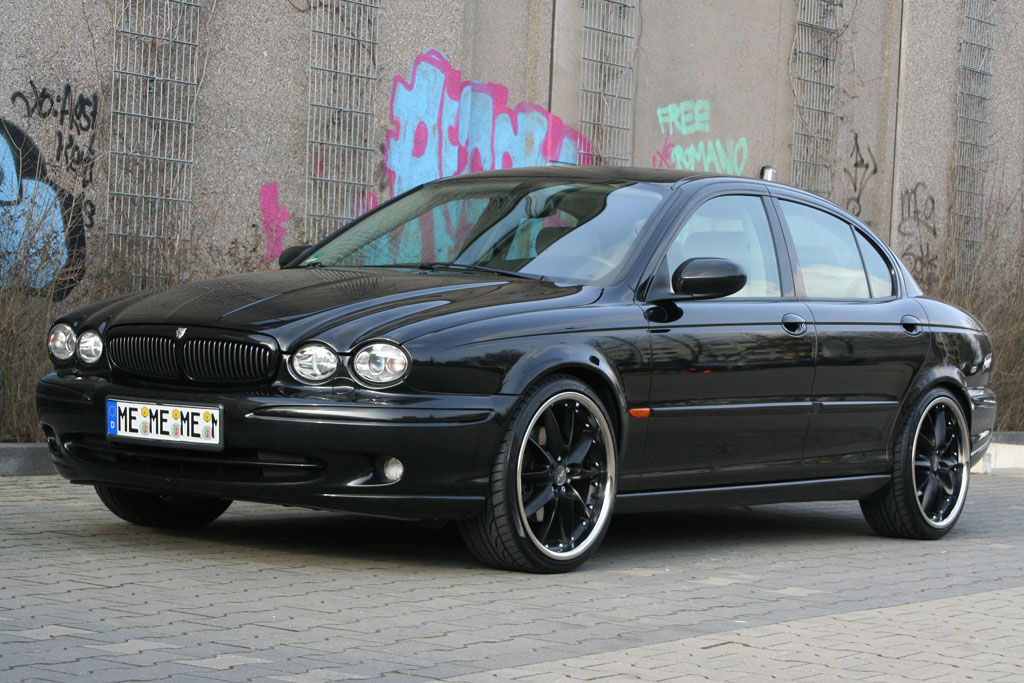 andere jaguar x type sport von ttermi tuning. Black Bedroom Furniture Sets. Home Design Ideas