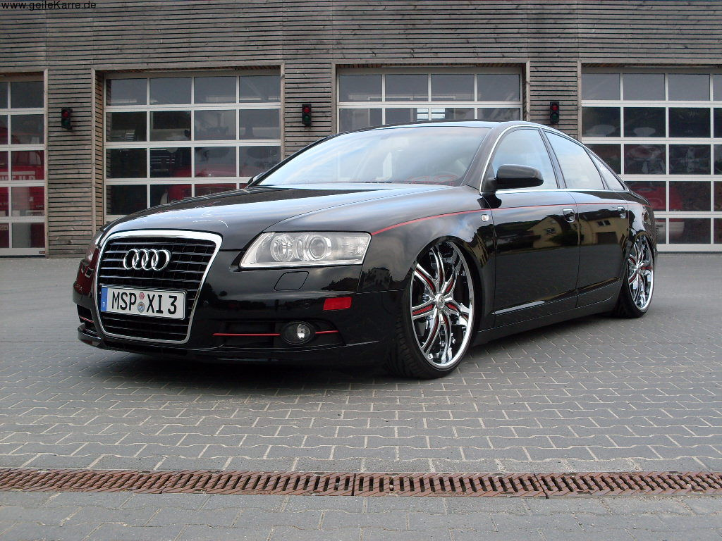 audi a6 4f von def shooter tuning community. Black Bedroom Furniture Sets. Home Design Ideas